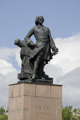 Peter the Great in Vyborg