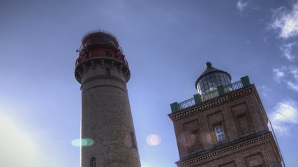 Time lapse Lighthouses in Cape Arkona