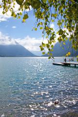 Der Achensee Tirol Österreich