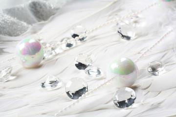 Perlen & Glaskristalle