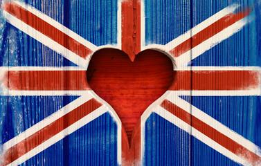 I love Great Britain