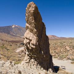 Large stone monolith