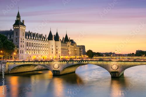 Fototapety, obrazy : Paris, Conciergerie