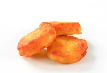 Crispy fritters