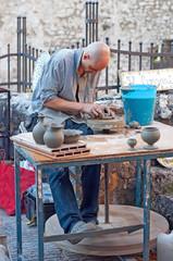 artigiano vasaio