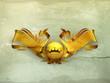 Design Element, Gold Emblem old-style