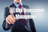 Risk Assessment Management poster