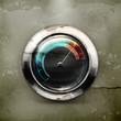 Speedometer, old-style