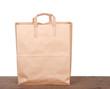 Plain brown paper bag - 44923687