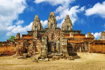 ancient temples of Cambodia