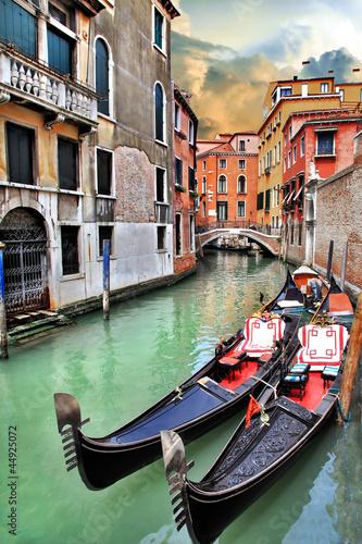 Fototapety, obrazy : beautiful Venice urban landscape