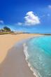 Adeje coast Las americas beach in south Tenerife