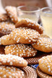 biscotti tipici siciliani all'anice