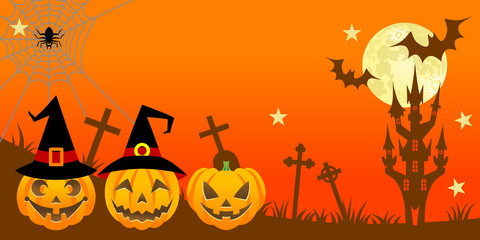 Halloween night- Horizontal