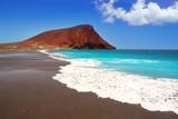 Fototapety Beach Playa de la Tejita in Tenerife