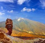 Fototapeta hiszpania - naturalny - Wysokie Góry