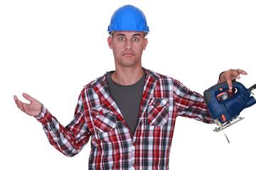 Clueless builder