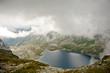Fototapeten,slowakei,teich,groß,wolken