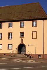 Amtsgericht in FREUDENSTADT ( Schwarzwald )