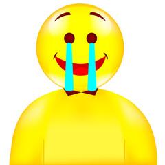 笑顔 涙 感謝 ニコニコ マーク