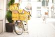 Briefträger Fahrrad - 44936610