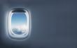 aircraft's porthole - 44941076