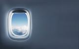 aircraft's porthole