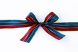 Colorful gift bow