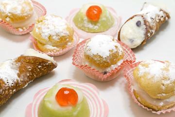 Sicilian desserts