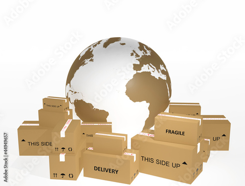 World shipments