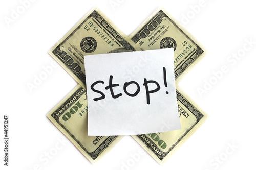 Стоп деньгам