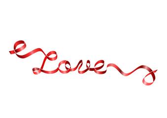 Love - Geschenkband