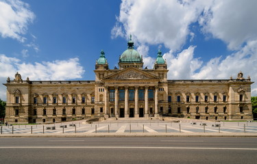 Bundesverwaltunsgericht in Leipzig