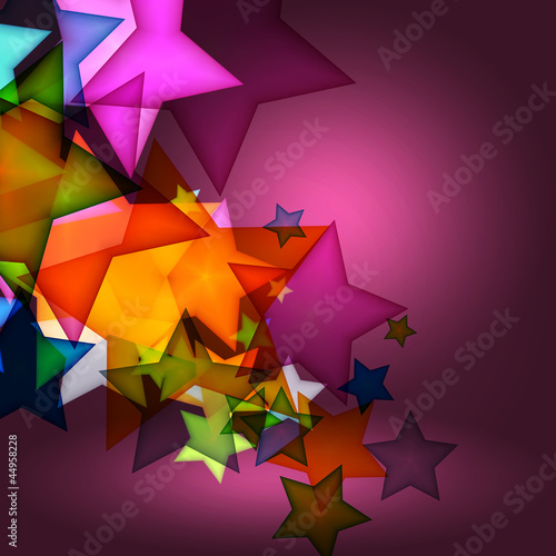 Abstract vector background. © hellbilly