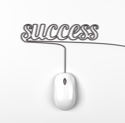 mouse and success