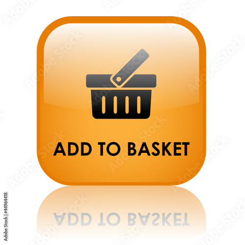 """ADD TO BASKET"" Web Button (shopping order buy now online cart)"