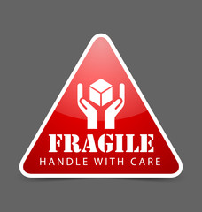 Fragile icon