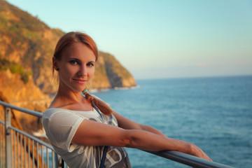 Mediterranean tourist