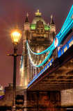 HDR image of Tower brige - 44968282