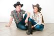 Cowboy's love story