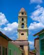 Iglesia de San Francisco de Asisin the old town, Trinidad, Cuba
