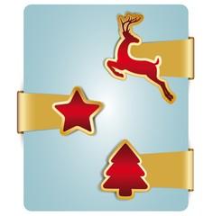 Bookmark Christmas