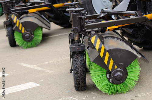 Street Sweeper Brooms