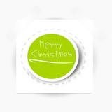 post it merry christmas