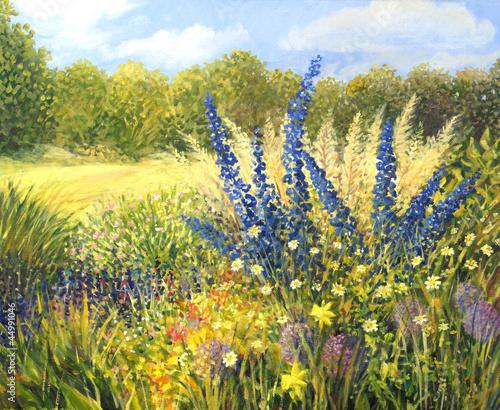 Obraz Wild Flowers