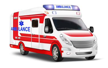 First Aid  - Ambulace