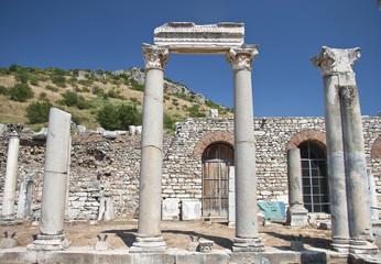 Old Town of Ephesus. Turkey