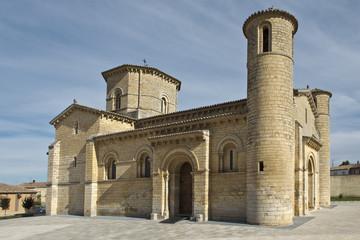 San Martín de Tours en Frómista.