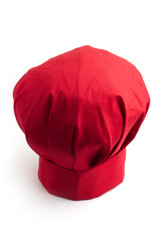 red chef's hat