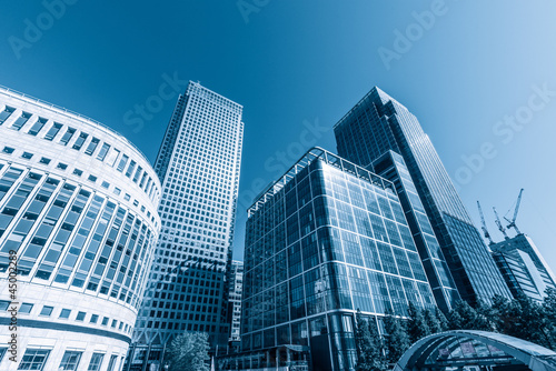 Canary Wharf Business Buidlings